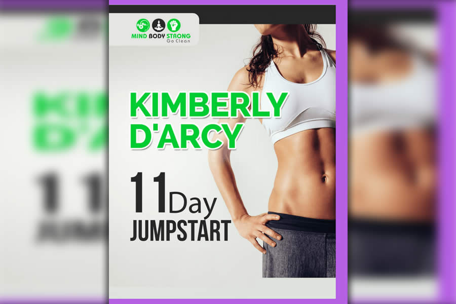 11 Day Jumpstart by Kimberly Darcy Review