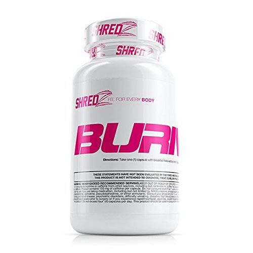 Shredz review weight loss supplement
