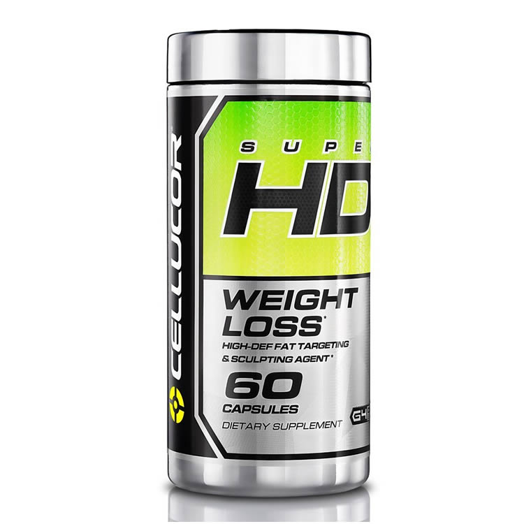 Cellucor, Super HD, Thermogenic Weight Loss Supplement