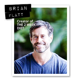 Brian Flatt Author of the 2 Week Diet Program