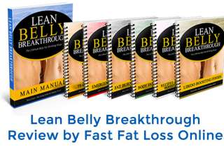 Lean Belly Breakthrough Review by Fast Fat Loss Online