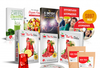 Red Tea Detox Full Product Image